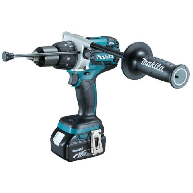 Makita 18V Brushless Combi Drill